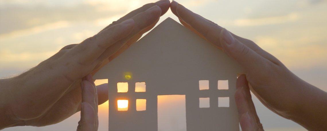 bostadsgaranti för barnfamiljer